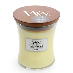 woodwick lemon